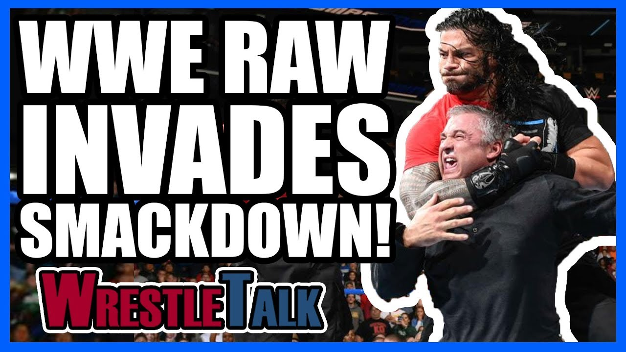 emotional-wwe-title-change-raw-invades-smackdown-wwe-smackdown-live-nov-14-2017-review