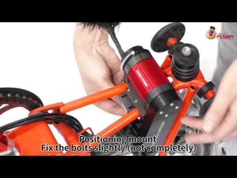 HiddenPower Electric (E-Bike)