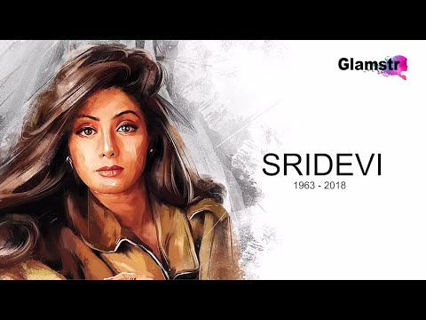 Sridevi Biography, Filmography, Tribute For Movies, Songs, Life, Career And Death.