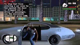 GTA San Andreas (2004) Gameplay ASUS G750JW NVIDIA GTX 765m