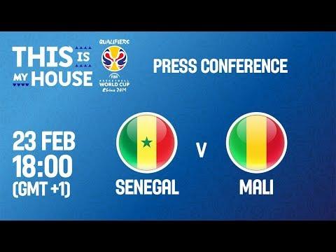 Senegal v Mali - Press Conference