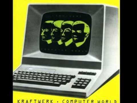 Kraftwerk ~ Numbers 1982 House Music R&B