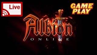 Albion Online - Retornando ao game.