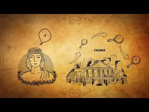 La historia de Cadmus