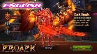 MU Origin English Gameplay : Dark Knight (iOS/Android)