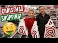 Secret Santa Christmas Shopping Vlog!