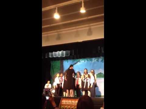 Coro de la Escuela Santiago Negroni