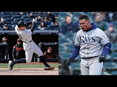 Tampa Bay Rays vs New York Yankees Highlights || June 17, 2018