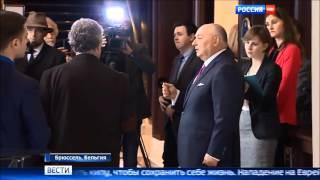 Моше Кантор избран Президентом Европейского еврейского конгресса на четвертый срок(, 2016-02-17T13:42:14.000Z)