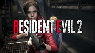 Podziemne wejście (04) Resident Evil 2
