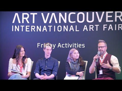 Art Vancouver | International Art Fair | April 16-19 2020