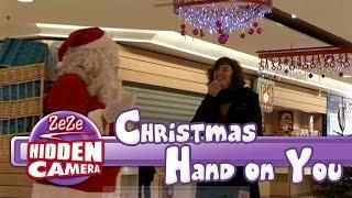 Christmas Hand On You