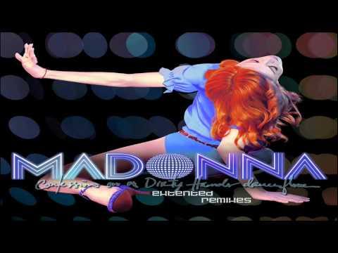 Madonna Hung Up (DirtyHands Extra Time Mix)