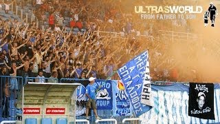 Ultras World Chants: Iraklis Thessaloniki