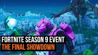 Fortnite Final Showdown - Season 9 Event - Cinematic edit