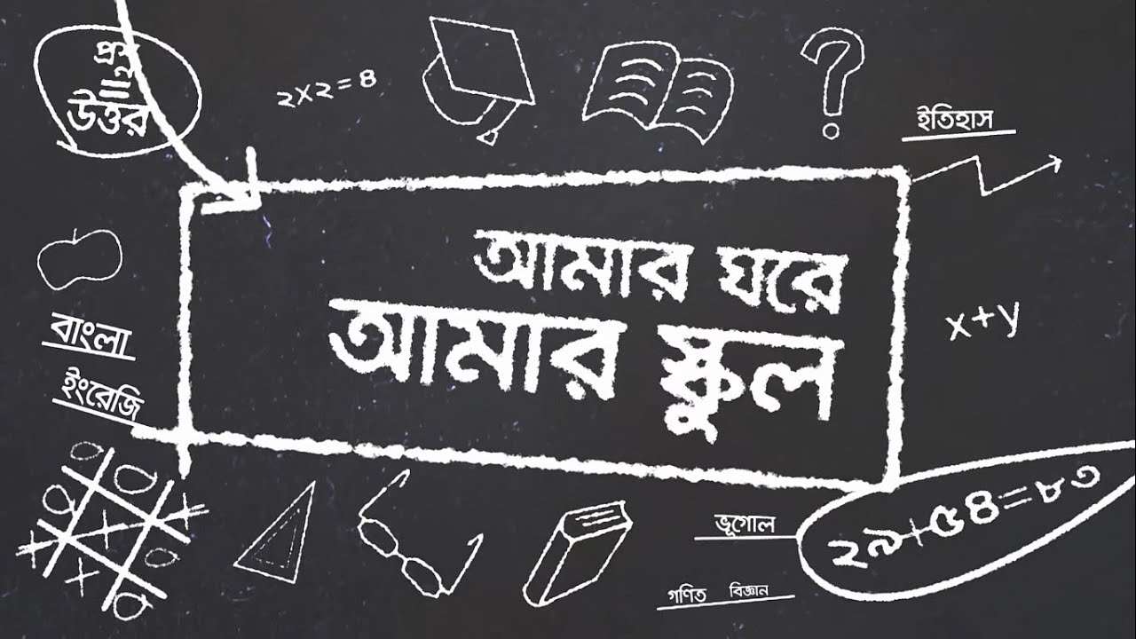 আমার ঘরে আমার স্কুল - সপ্তম শ্রেণি (Class 7) - English Grammar & Composition - 16/04/2020