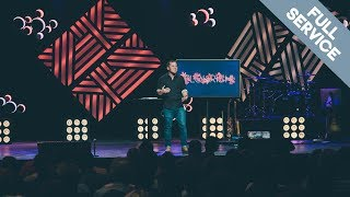 FLOURISH week 3 // Kevin Queen // Cross Point Church // Full Service