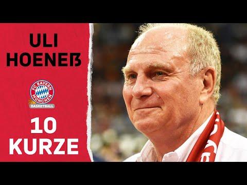 10 Kurze mit Uli Hoeneß
