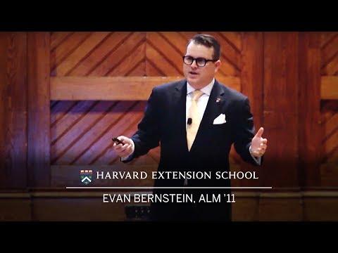 Evan Bernstein, ALM '11