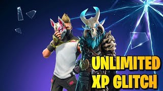 *NEW* UNLIMITED XP GLITCH/EXPLOIT FOR SEASON 5! FORTNITE: BATTLE ROYALE