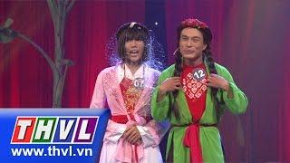THVL | Cười xuyên Việt (Tập 6) - Vòng chung kết 4: Thằng Bờm - Dương Thanh Vàng, Lê Dương Bảo Lâm