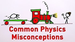 Repeat youtube video Common Physics Misconceptions