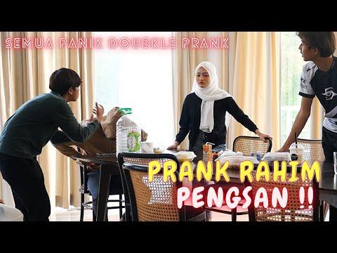 Download RAHIM PENGS4N TERJ4TUH !! - PRANK DOUBLE PRANK TEAH , AIRA & MARSYA !!