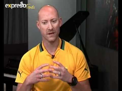 Puma's New Bafana Bafana Soccer Kit on eXpresso
