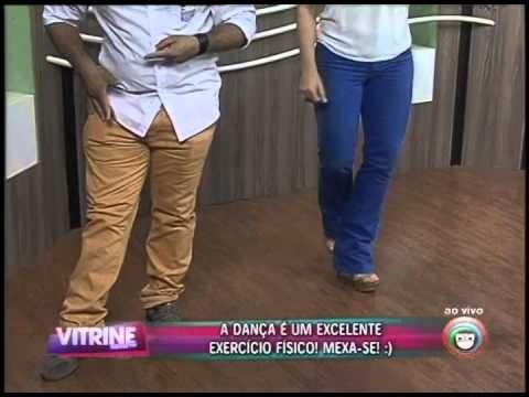 """Solte """"as cadeiras"""" e aprenda passos da dança latina  2301"""