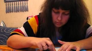 Vlog/Поделка в детский сад на тему