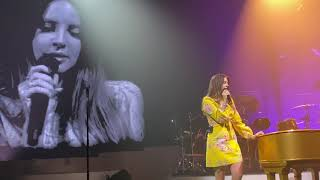 Lana Del Rey - Norman Fucking Rockwell Tour (Sacramento Memorial Auditorium, Oct 08, 2019)