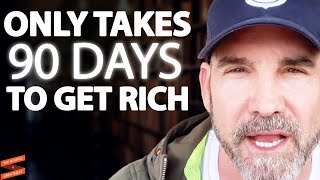 """How I Went From BROKE To MILLIONAIRE In 90 Days!"" 