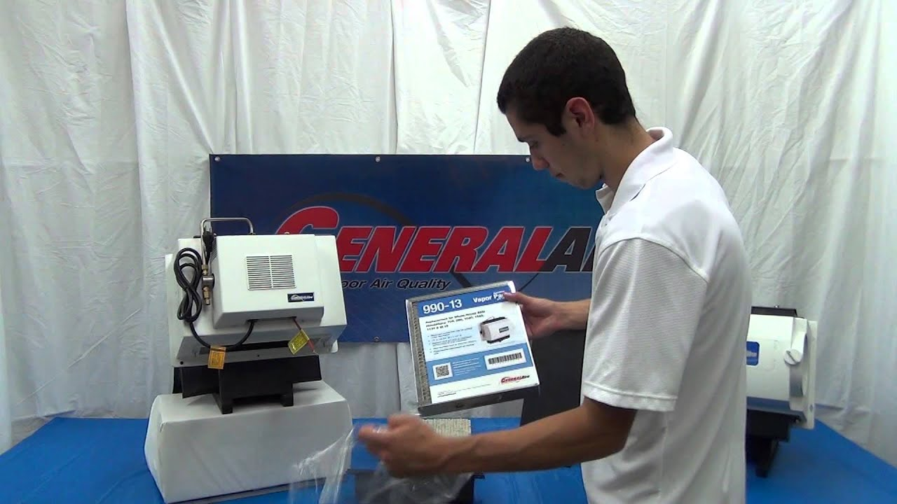 Generalaire legacy 1042 and 1137 humidifiers how to change the generalaire legacy 1042 and 1137 humidifiers how to change the vapor pad youtube sciox Choice Image