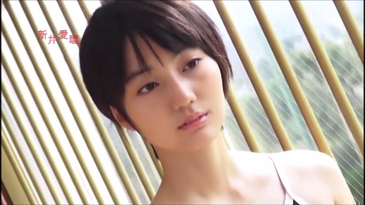 Arai Manami 新井愛瞳 from upup...