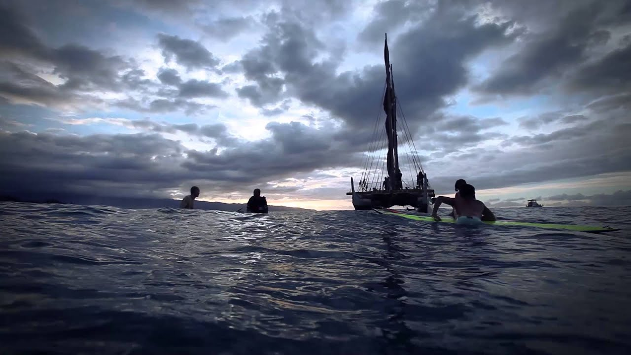 Opening Ceremony -- Quiksilver In Memory of Eddie Aikau 2013-14