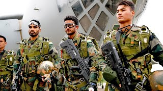 Indian Army Special Operation Forces | Indian & U.S Armed forces Joint Training Video