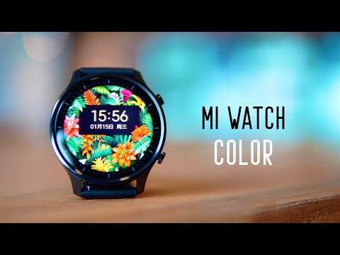 Xiaomi Mi Watch Color Full Review! There's A Couple Of Issues. Let Me Explain.