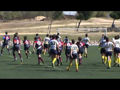 2014 - U16 CRC B & MAJADAHONDA B (15-03-2014)