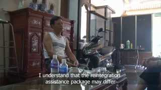 Xuan Quynh from Vietnam: I went working abroad to help my family (2014, English Subtitles)