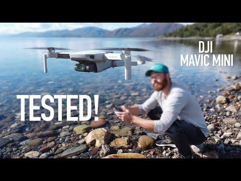 DJI MAVIC MINI - BEST Drone for the PRICE! (2.7K Footage)
