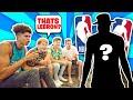 Guess That NBA Bubble Player !!