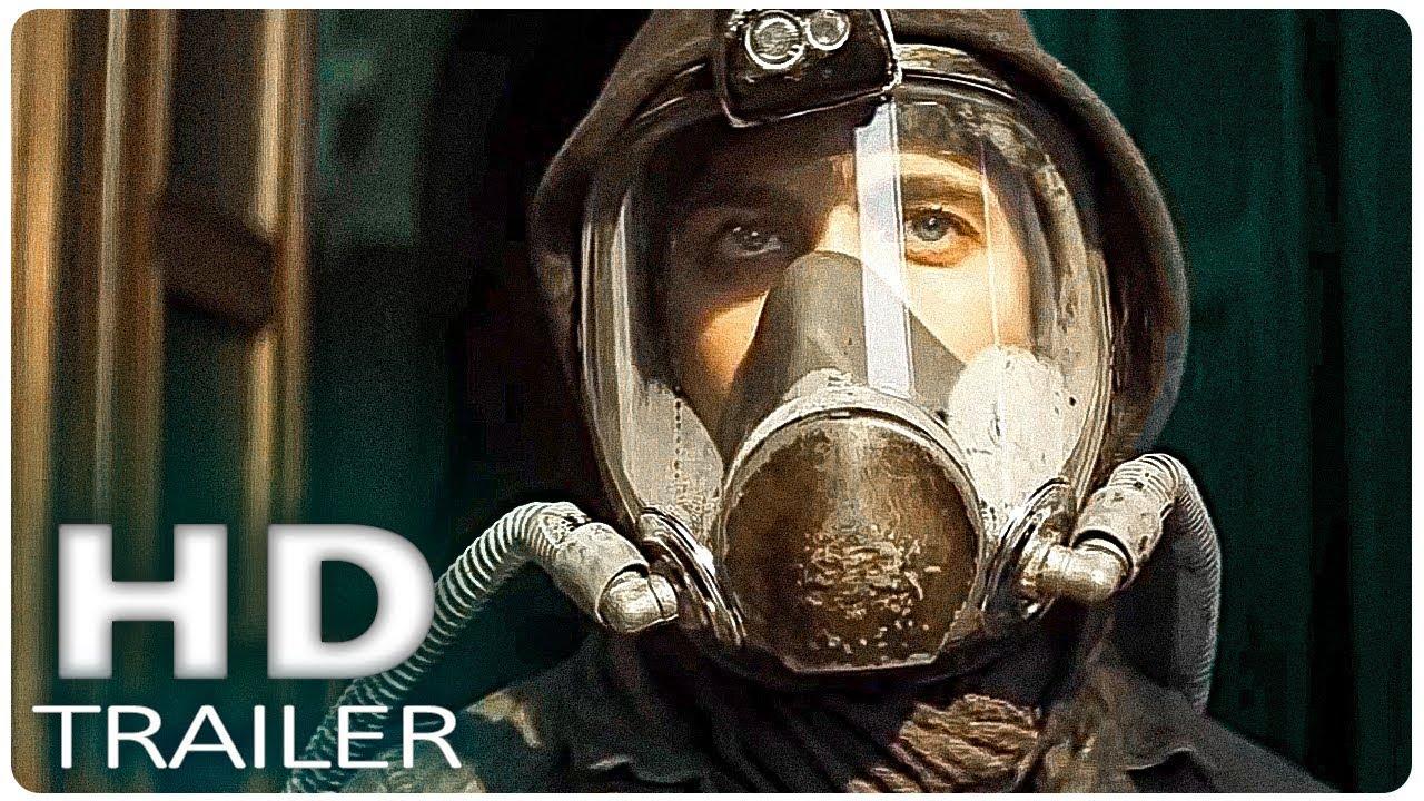 IO Official Trailer (2019) Sci Fi, New Movie Trailers HD