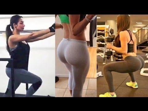 Malaika Arora Khan Hot Gym Work Out Fitness Tips