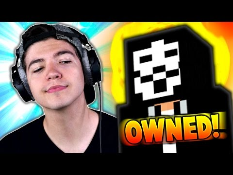 FLY HACKER GETS OWNED! | Minecraft MONEY WARS