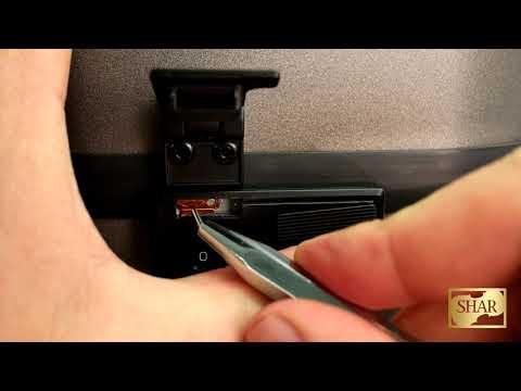 Lion Cases: Combination Lock Setting