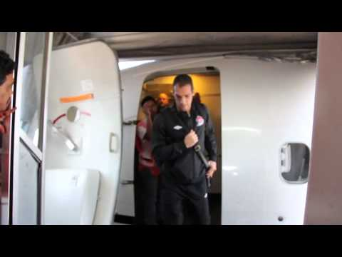 CANMNT: Travel day en-route to San Pedro Sula