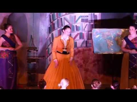 King and I Musical at Loveland Classical Schools