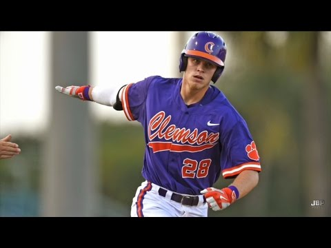 The Best Player in College Baseball    Clemson OF Seth Beer 2016 Highlights ᴴᴰ