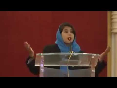 Amazing Urdu Speech by a Pakistani Girl Urdu Debate Competition in