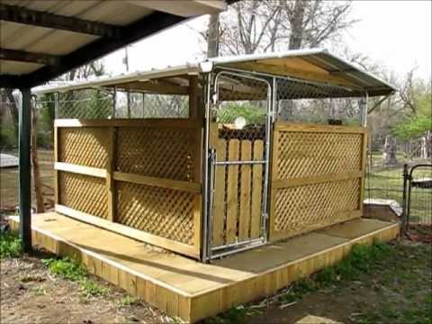 Outdoor Bunny Hutch Gardens
